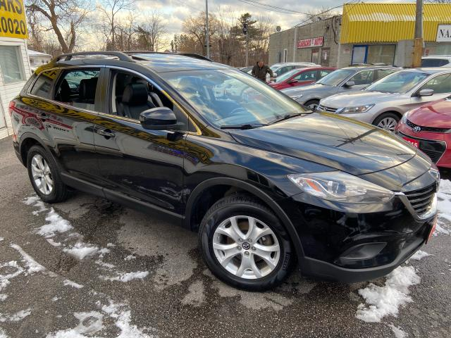 2013 Mazda CX-9 AWD/ 7 SEATER/ LEATHER/ SUNROOF/ REVERSE CAM!