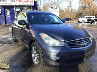 Used 2009 Infiniti EX35 for sale in Beeton, ON
