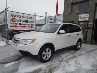 Used 2012 Subaru Forester Familiale 5 portes, boîte automatique, 2 for sale in Montréal, QC