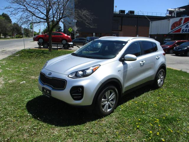 2017 Kia Sportage LX ~ AWD ~ BLUETOOTH ~ REAR CAMERA