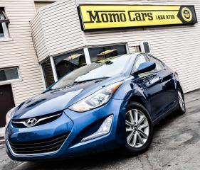 Used 2015 Hyundai Elantra Sport | HEATED SEATS | SUNROOF | BLUETOOTH for sale in St. Catharines, ON