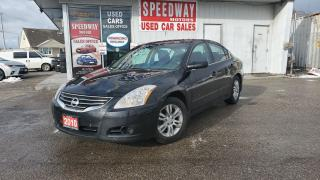 Used 2010 Nissan Altima 2.5 S Sunroof, Heated Seats for sale in Mississauga, ON