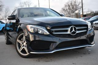 Used 2016 Mercedes-Benz C-Class C 300 4 MATIC - $290.79 BI WEEKLY O.A.C for sale in Oakville, ON