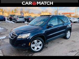 Used 2011 Volkswagen Tiguan Highline / NAV / NO ACCIDENTS for sale in Cambridge, ON