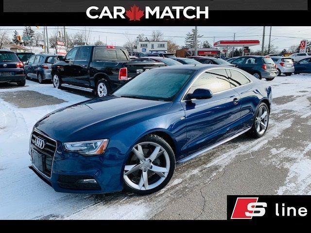 2013 Audi A5 PREMIUM PLUS / NAV /  NO ACCIDENTS
