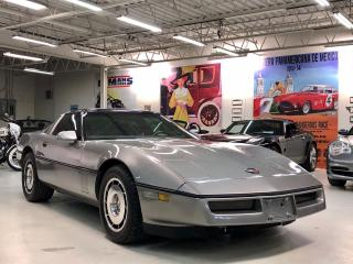 Used 1986 Chevrolet Corvette Z51 for sale in Paris, ON