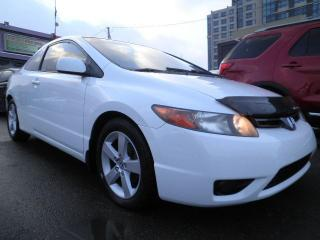 Used 2007 Honda Civic EX for sale in Brampton, ON