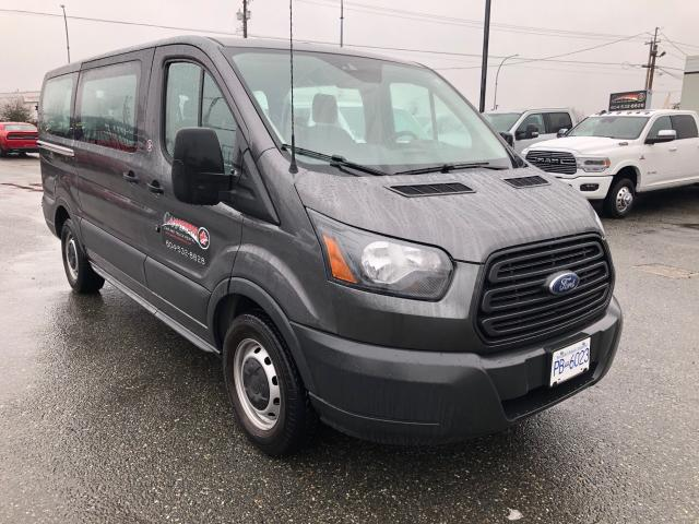 2018 Ford Transit 150 XL 10 PASS 3.7L 6 SPD AUTO