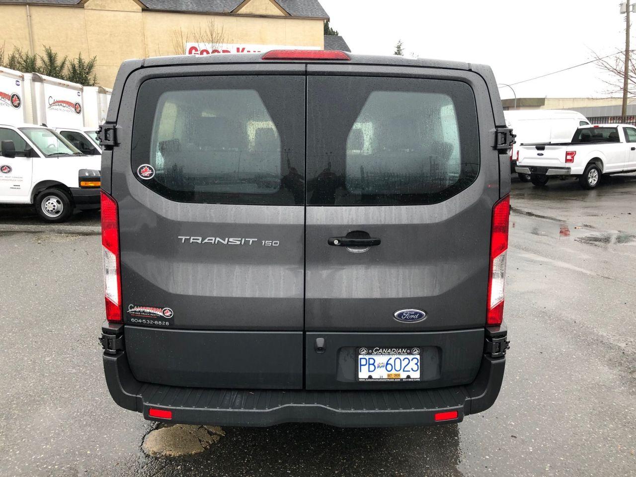 2018 Ford Transit 150