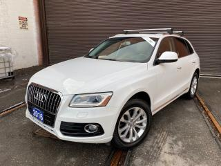 Used 2016 Audi Q5 Quattro | Panoramic Sunroof | BT | Push Button for sale in BRAMPTON, ON