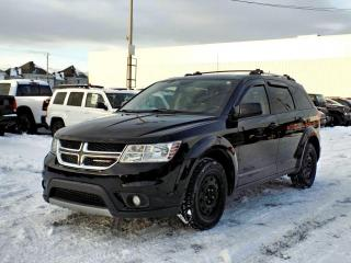 Used 2016 Dodge Journey LIMITED *V6*DVD*CAMÉRA*7 PLACES* for sale in Brossard, QC
