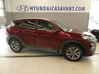 Used 2016 Hyundai Tucson Limited for sale in St-Hyacinthe, QC