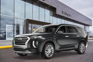New 2020 Hyundai PALISADE LUXURY AWD 8 PASS. for sale in Burlington, ON