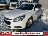Photo of White 2015 Chevrolet Malibu