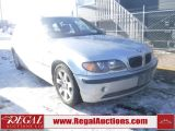 Photo of Silver 2002 BMW 3 Series