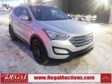 Photo of Silver 2013 Hyundai SANTA FE 2.0T SPORT LIMITED 4D SUV AWD