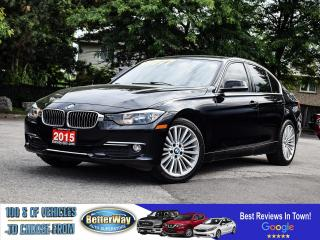 Used 2015 BMW 3 Series 320i xDrive |LEATHER  |NAVIGATION |LOADED!! for sale in Stoney Creek, ON