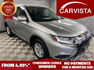 Used 2019 Mitsubishi Outlander ES AWC - LOCAL TRADE-IN/FACTORY WARRANTY - for sale in Winnipeg, MB
