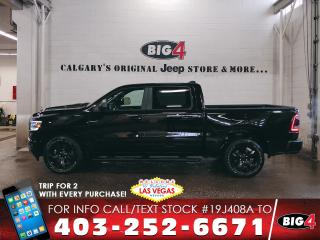 Used 2019 RAM 1500 Sport   4x4   Bluetooth   Touchscreen for sale in Calgary, AB