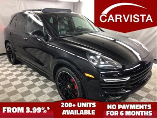 Used 2016 Porsche Cayenne GTS - CARBON PACK/21 WHEELS/3.6L TWIN TURBO for sale in Winnipeg, MB