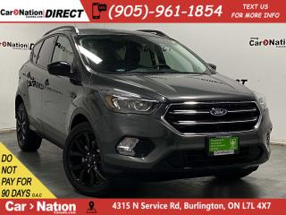 Used 2018 Ford Escape SE| 4X4| BACK UP CAMERA| HEATED SEATS| POWER SEAT| for sale in Burlington, ON