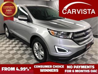 Used 2017 Ford Edge SEL ECOBOOST AWD - REVERSE CAMERA/HEATED SEATS - for sale in Winnipeg, MB