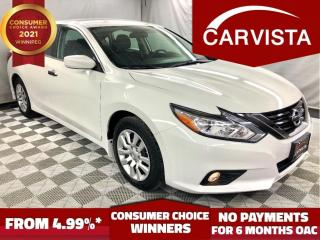 Used 2018 Nissan Altima 2.5 S - FACTORY WARRANTY/REMOTE START/LOCAL - for sale in Winnipeg, MB