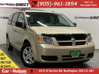 Used 2010 Dodge Grand Caravan SE| LOCAL TRADE| ALLOYS| ONE PRICE INTEGRITY| for sale in Burlington, ON