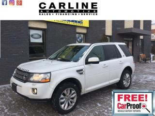 Used 2013 Land Rover LR2 AWD 4dr for sale in Nobleton, ON