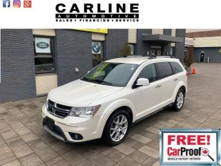 Used 2013 Dodge Journey AWD 4dr R/T for sale in Nobleton, ON