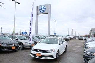 Used 2016 Volkswagen Jetta Sedan 4DR AUTO 1.8T SPORT PZEV for sale in Whitby, ON