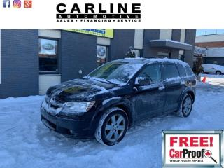 Used 2010 Dodge Journey AWD 4dr R/T for sale in Nobleton, ON