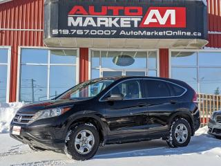 Used 2014 Honda CR-V LX CERTIFIED,AWD,Backup Camera,WE APPROVE ALL CREDIT!! for sale in Guelph, ON