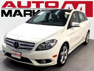 Used 2013 Mercedes-Benz B-Class B250 CERTIFIED,Leather,Sunroof,WE APPROVE ALL CREDIT for sale in Guelph, ON