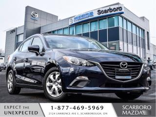 Used 2016 Mazda MAZDA3 4 NEW TIRES|NEW BRAKES|REAR CAMERA|BLUETOOTH for sale in Scarborough, ON