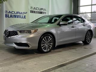 Used 2018 Acura TLX SH-AWD ** TECHNOLOGIE ** for sale in Blainville, QC