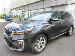 Used 2019 Kia Sorento 3.3L SXL Demo 7-seater/2.99% Financing available/Premium Leather/360' Camera/NAV/Panoramic Sunroof/ Heated and Air cooled seats/ Clear out Price for sale in Mississauga, ON