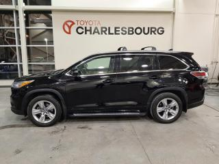 Used 2016 Toyota Highlander AWD 4DR LIMITED for sale in Québec, QC