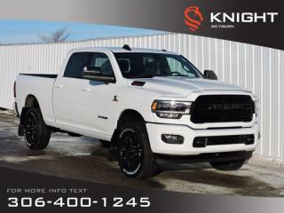 New 2019 RAM 2500 Big Horn for sale in Weyburn, SK