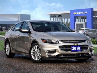 Used 2016 Chevrolet Malibu LT for sale in Markham, ON