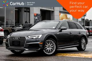 Used 2018 Audi A4 Allroad Progressiv for sale in Thornhill, ON