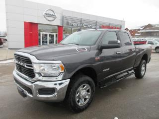 Used 2019 RAM 2500 Big Horn 4X4 for sale in Peterborough, ON