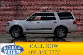 Used 2010 Lincoln Navigator AWD Ultimate Leather Roof Nav BCam for sale in Red Deer, AB