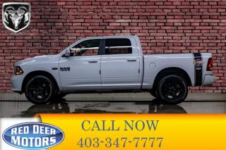 Used 2018 RAM 1500 4x4 Crew Cab Sport Night Edition for sale in Red Deer, AB