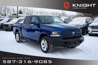 Used 2014 RAM 1500 Sport - Rear View Camera, Leather for sale in Medicine Hat, AB