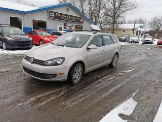 Used 2011 Volkswagen Golf Wagon Trendline for sale in Madoc, ON