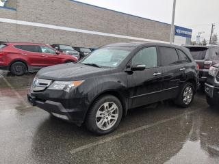 Used 2009 Acura MDX Tech 5sp at USA vehicle!Navigation! Heated leather seats! Back up camera! for sale in Surrey, BC