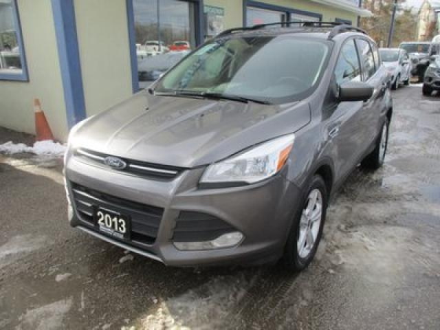 2013 Ford Escape FOUR-WHEEL DRIVE SE EDITION 5 PASSENGER 2.0L - ECO-BOOST.. LEATHER.. HEATED SEATS.. NAVIGATION.. BLUETOOTH SYSTEM.. SYNC TECHNOLOGY..