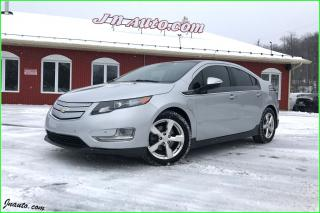 Used 2012 Chevrolet Volt Électrique + essence for sale in Richmond, QC