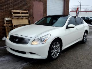 Used 2009 Infiniti G37 Sedan g77xs for sale in Kitchener, ON